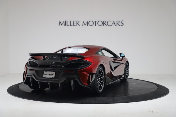 New 2019 McLaren 600LT for sale $285,236 at Bentley Greenwich in Greenwich CT 06830 6