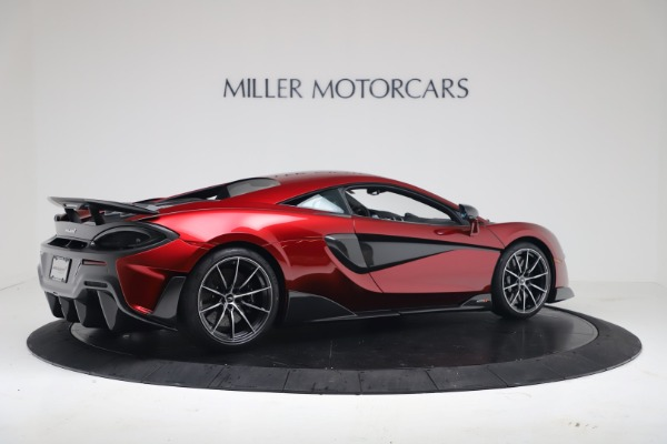 New 2019 McLaren 600LT for sale $285,236 at Bentley Greenwich in Greenwich CT 06830 7