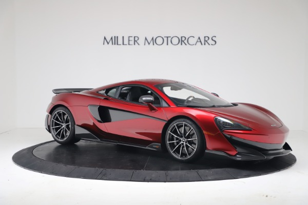 New 2019 McLaren 600LT Coupe for sale $285,236 at Bentley Greenwich in Greenwich CT 06830 9