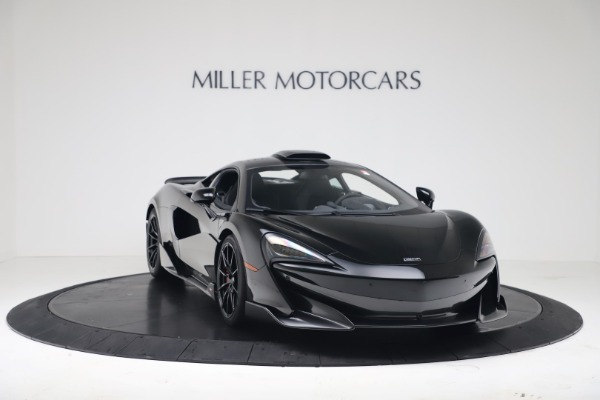 New 2019 McLaren 600LT for sale $305,639 at Bentley Greenwich in Greenwich CT 06830 10