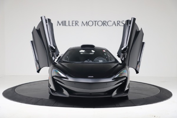 New 2019 McLaren 600LT Coupe for sale $305,639 at Bentley Greenwich in Greenwich CT 06830 11