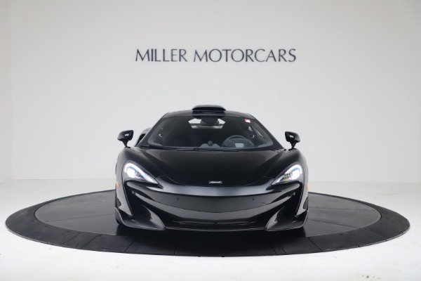New 2019 McLaren 600LT Coupe for sale $305,639 at Bentley Greenwich in Greenwich CT 06830 12