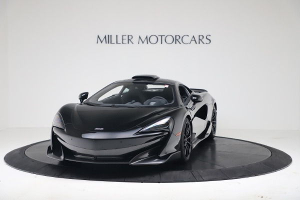 New 2019 McLaren 600LT Coupe for sale $305,639 at Bentley Greenwich in Greenwich CT 06830 13