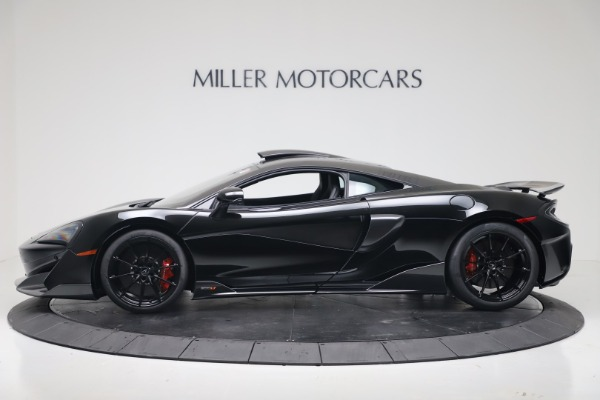 New 2019 McLaren 600LT for sale $305,639 at Bentley Greenwich in Greenwich CT 06830 2