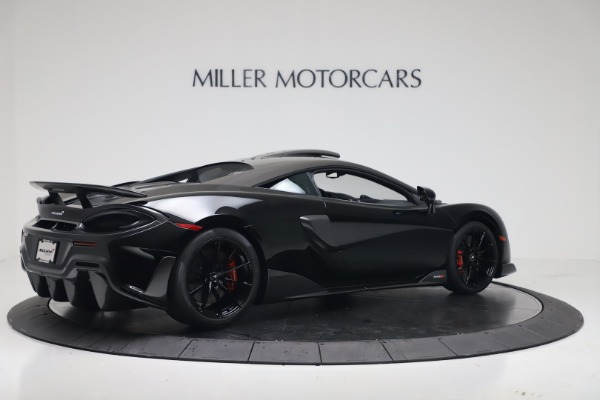 New 2019 McLaren 600LT for sale $305,639 at Bentley Greenwich in Greenwich CT 06830 7