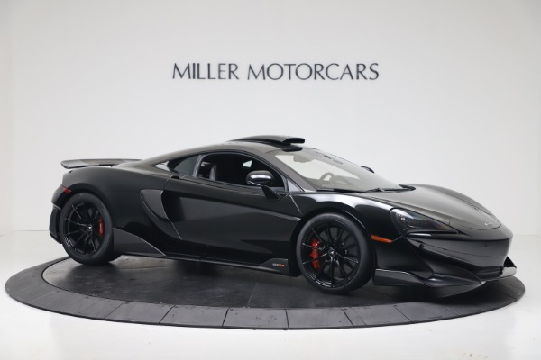 New 2019 McLaren 600LT for sale $305,639 at Bentley Greenwich in Greenwich CT 06830 9