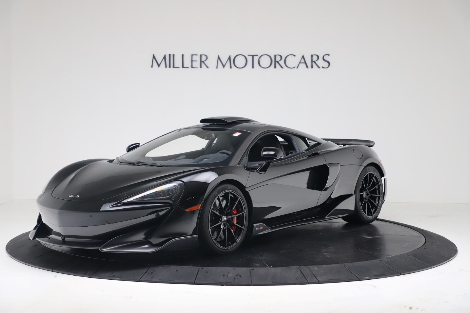 New 2019 McLaren 600LT for sale $305,639 at Bentley Greenwich in Greenwich CT 06830 1