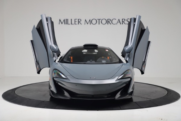 New 2019 McLaren 600LT for sale $311,619 at Bentley Greenwich in Greenwich CT 06830 11