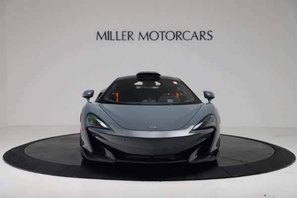 New 2019 McLaren 600LT Coupe for sale $311,619 at Bentley Greenwich in Greenwich CT 06830 12