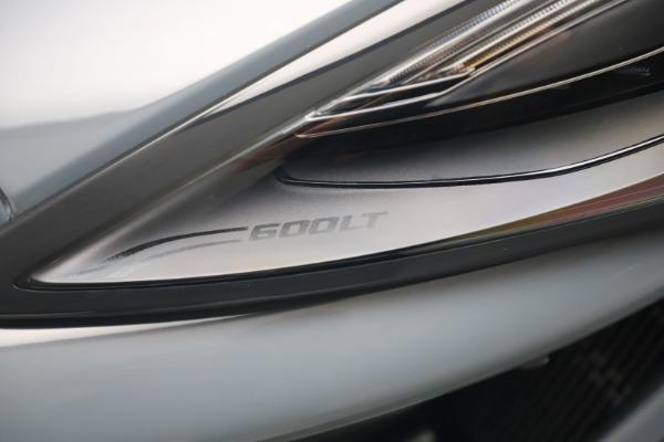 New 2019 McLaren 600LT for sale $311,619 at Bentley Greenwich in Greenwich CT 06830 14
