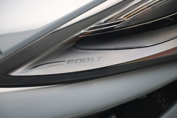 Used 2019 McLaren 600LT for sale $279,900 at Bentley Greenwich in Greenwich CT 06830 14