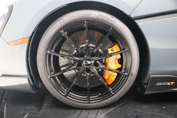 New 2019 McLaren 600LT for sale $311,619 at Bentley Greenwich in Greenwich CT 06830 16