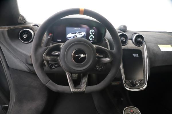 New 2019 McLaren 600LT for sale $311,619 at Bentley Greenwich in Greenwich CT 06830 18