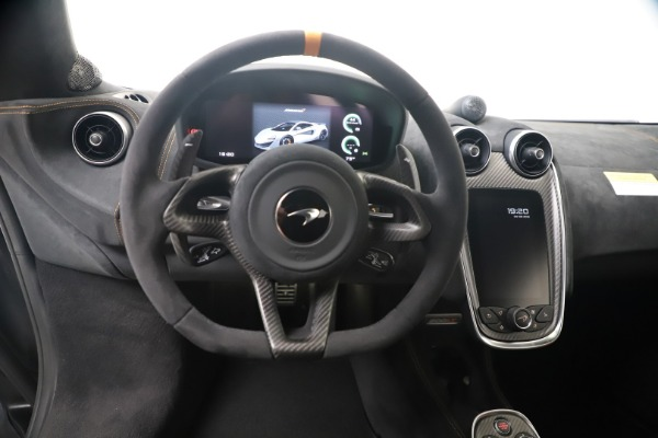 Used 2019 McLaren 600LT for sale $279,900 at Bentley Greenwich in Greenwich CT 06830 18