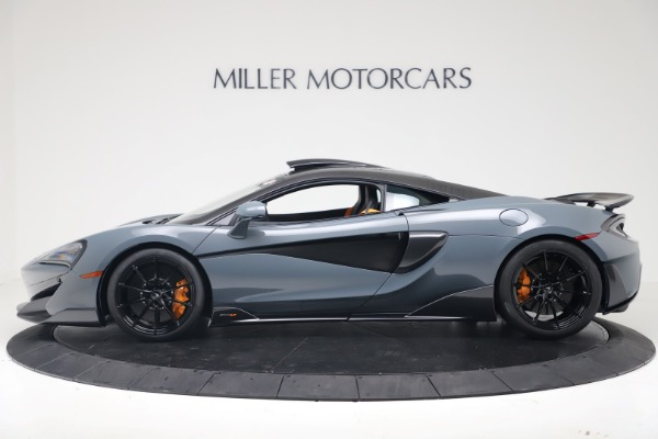 New 2019 McLaren 600LT Coupe for sale $311,619 at Bentley Greenwich in Greenwich CT 06830 2