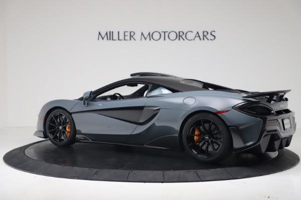 New 2019 McLaren 600LT Coupe for sale $311,619 at Bentley Greenwich in Greenwich CT 06830 3