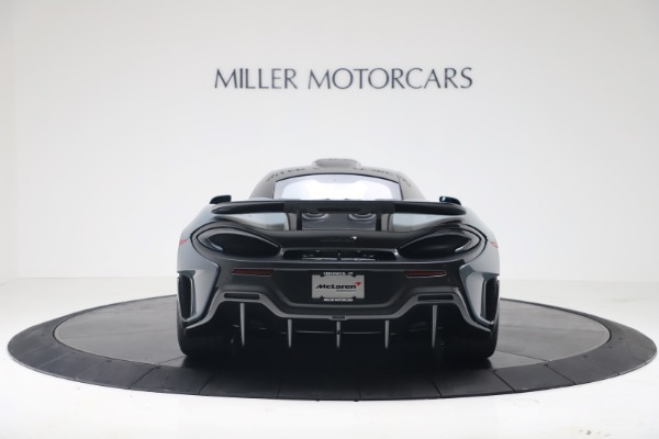 New 2019 McLaren 600LT Coupe for sale $311,619 at Bentley Greenwich in Greenwich CT 06830 5