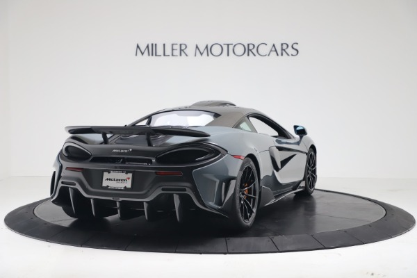 New 2019 McLaren 600LT Coupe for sale $311,619 at Bentley Greenwich in Greenwich CT 06830 6