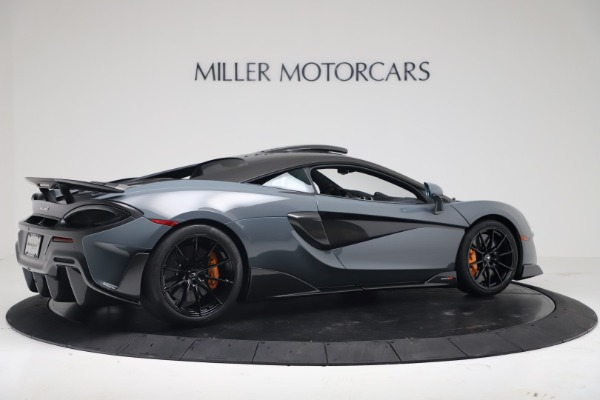 New 2019 McLaren 600LT Coupe for sale $311,619 at Bentley Greenwich in Greenwich CT 06830 7