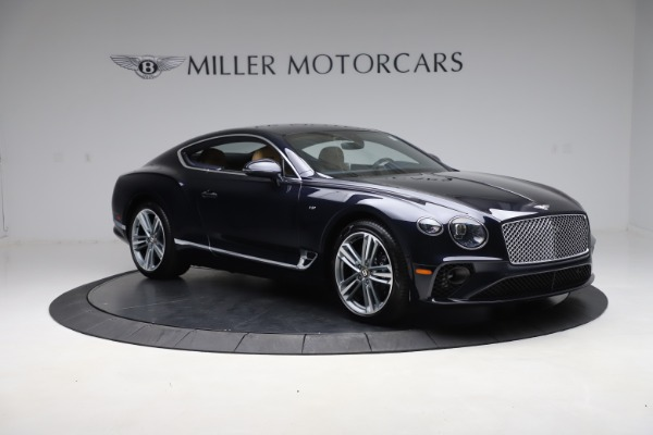 New 2020 Bentley Continental GT V8 for sale $239,445 at Bentley Greenwich in Greenwich CT 06830 11