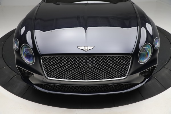 New 2020 Bentley Continental GT V8 for sale $239,445 at Bentley Greenwich in Greenwich CT 06830 13