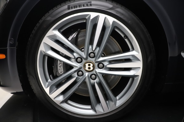 New 2020 Bentley Continental GT V8 for sale $239,445 at Bentley Greenwich in Greenwich CT 06830 15