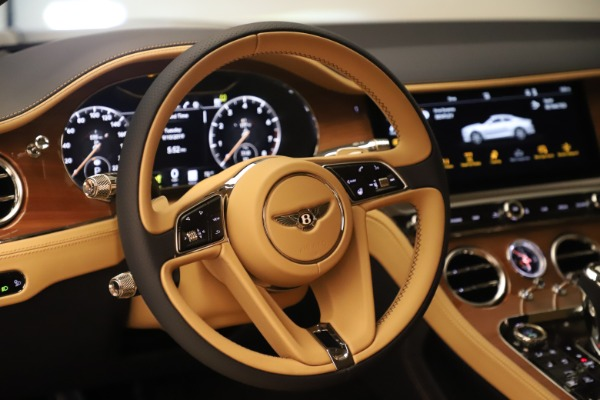 New 2020 Bentley Continental GT V8 for sale $239,445 at Bentley Greenwich in Greenwich CT 06830 21