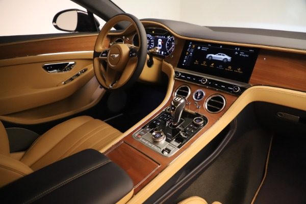 New 2020 Bentley Continental GT V8 for sale $239,445 at Bentley Greenwich in Greenwich CT 06830 26