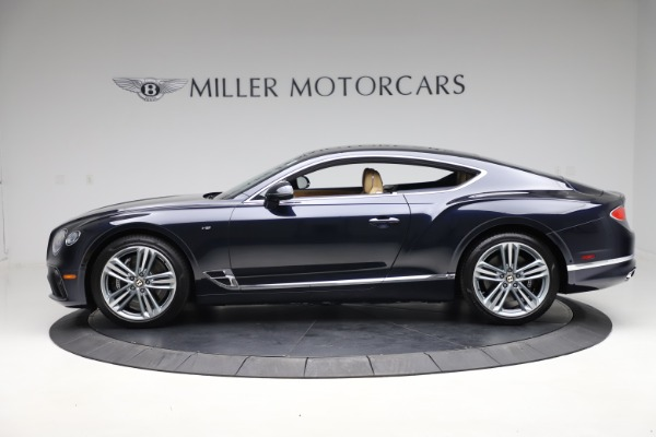 New 2020 Bentley Continental GT V8 for sale $239,445 at Bentley Greenwich in Greenwich CT 06830 3