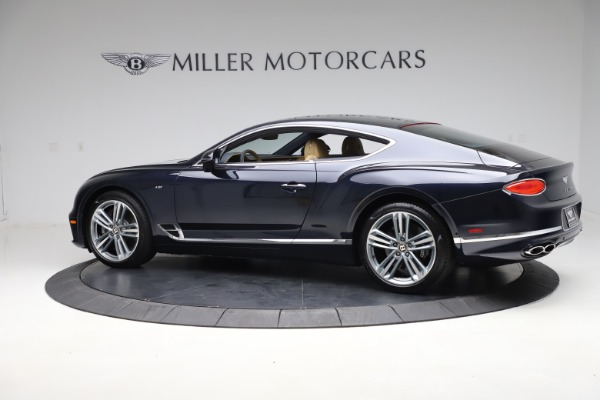 New 2020 Bentley Continental GT V8 for sale $239,445 at Bentley Greenwich in Greenwich CT 06830 4