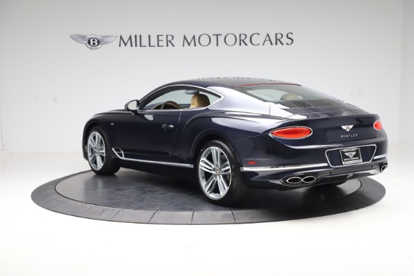 New 2020 Bentley Continental GT V8 for sale $239,445 at Bentley Greenwich in Greenwich CT 06830 5