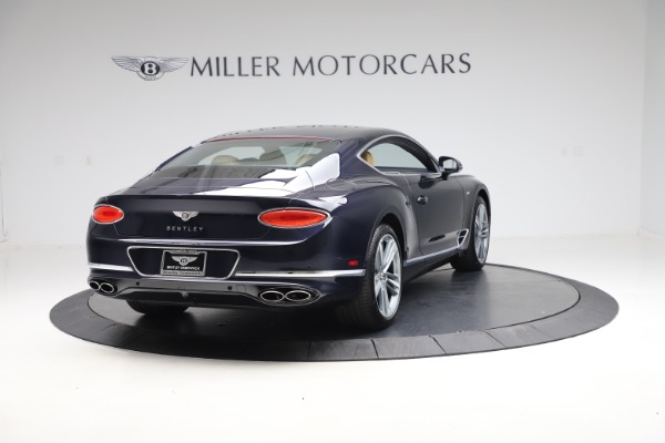 New 2020 Bentley Continental GT V8 for sale $239,445 at Bentley Greenwich in Greenwich CT 06830 7