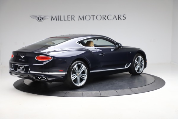 New 2020 Bentley Continental GT V8 for sale $239,445 at Bentley Greenwich in Greenwich CT 06830 8