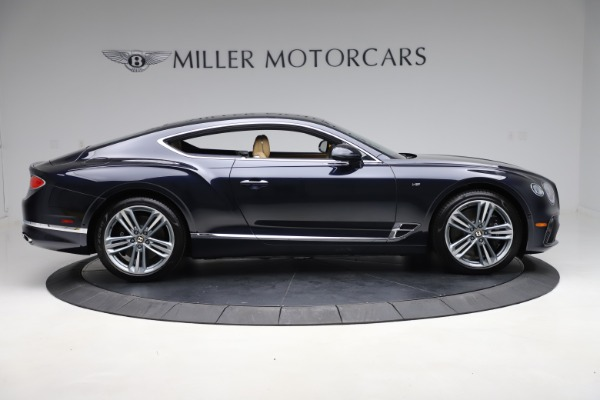 New 2020 Bentley Continental GT V8 for sale $239,445 at Bentley Greenwich in Greenwich CT 06830 9