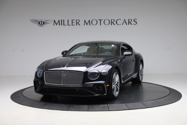 New 2020 Bentley Continental GT V8 for sale $239,445 at Bentley Greenwich in Greenwich CT 06830 1
