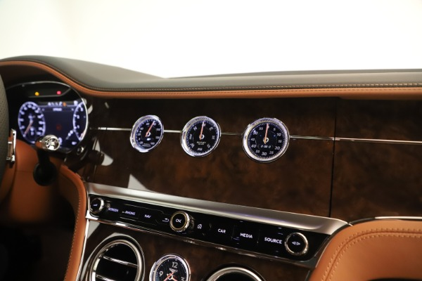 New 2020 Bentley Continental GT V8 for sale Sold at Bentley Greenwich in Greenwich CT 06830 22