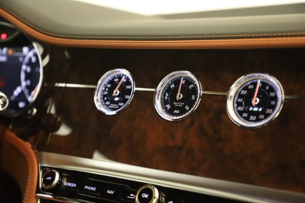 New 2020 Bentley Continental GT V8 for sale Sold at Bentley Greenwich in Greenwich CT 06830 26