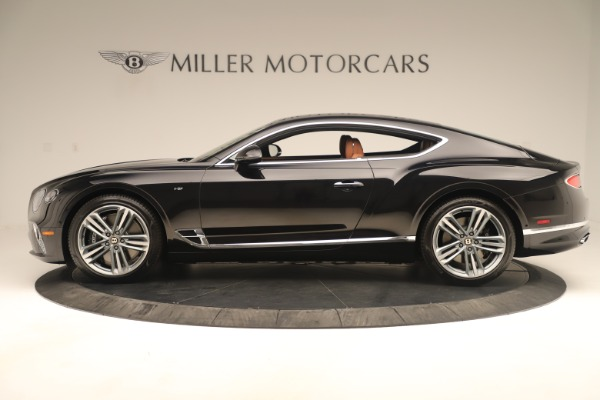 New 2020 Bentley Continental GT V8 for sale Sold at Bentley Greenwich in Greenwich CT 06830 3