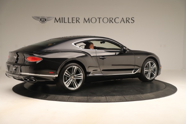 New 2020 Bentley Continental GT V8 for sale Sold at Bentley Greenwich in Greenwich CT 06830 8
