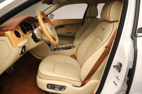 Used 2016 Bentley Mulsanne for sale Sold at Bentley Greenwich in Greenwich CT 06830 19