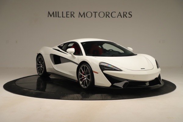 New 2020 McLaren 570S Coupe for sale $215,600 at Bentley Greenwich in Greenwich CT 06830 10