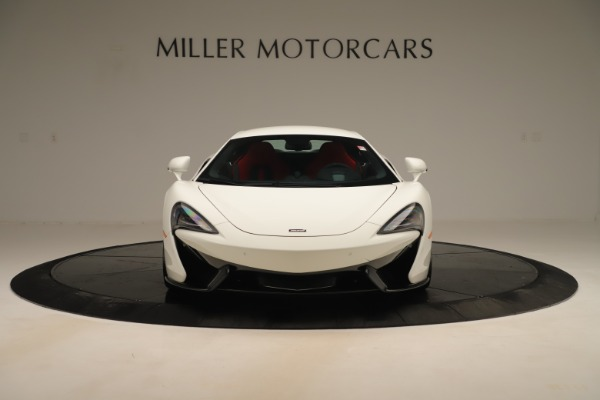 New 2020 McLaren 570S Coupe for sale $215,600 at Bentley Greenwich in Greenwich CT 06830 11