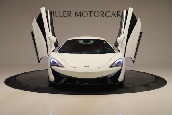 New 2020 McLaren 570S Coupe for sale $215,600 at Bentley Greenwich in Greenwich CT 06830 12