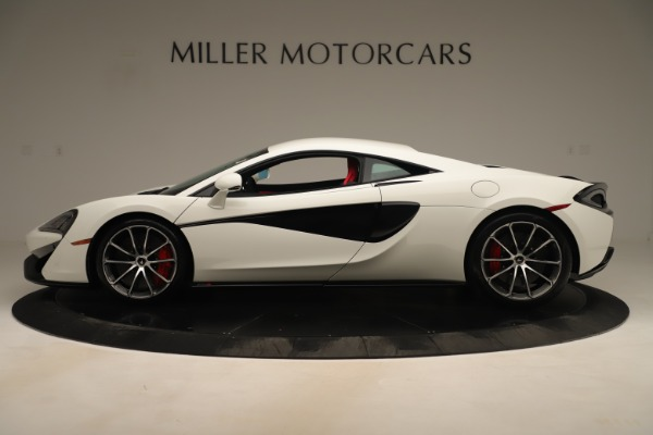 New 2020 McLaren 570S Coupe for sale $215,600 at Bentley Greenwich in Greenwich CT 06830 2