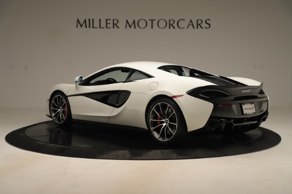 New 2020 McLaren 570S Coupe for sale $215,600 at Bentley Greenwich in Greenwich CT 06830 3