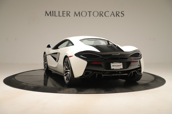 New 2020 McLaren 570S Coupe for sale $215,600 at Bentley Greenwich in Greenwich CT 06830 4