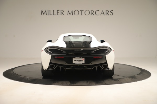 New 2020 McLaren 570S Coupe for sale $215,600 at Bentley Greenwich in Greenwich CT 06830 5