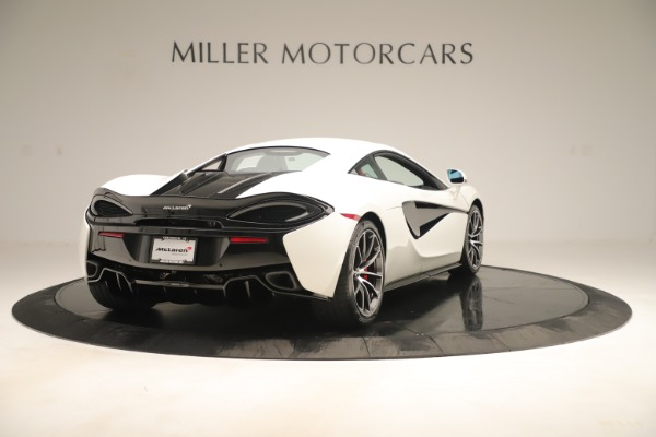 New 2020 McLaren 570S Coupe for sale $215,600 at Bentley Greenwich in Greenwich CT 06830 6