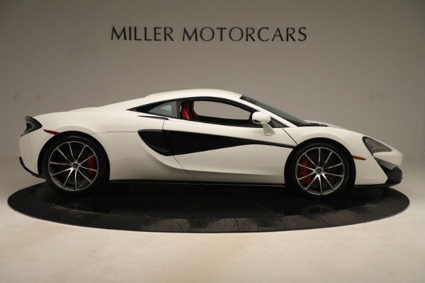 New 2020 McLaren 570S Coupe for sale $215,600 at Bentley Greenwich in Greenwich CT 06830 8