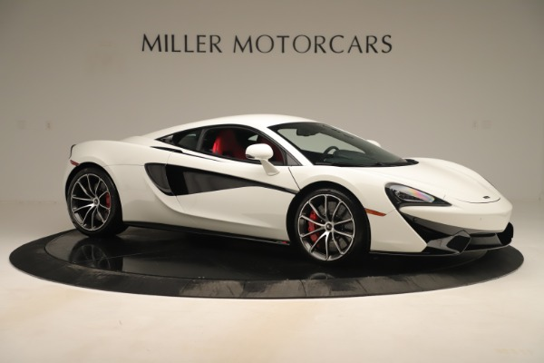 New 2020 McLaren 570S Coupe for sale $215,600 at Bentley Greenwich in Greenwich CT 06830 9